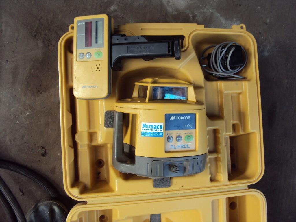Hoogtemeter laser